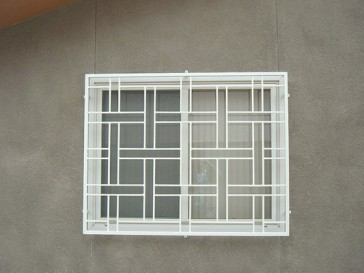 box frame, Basketweave design