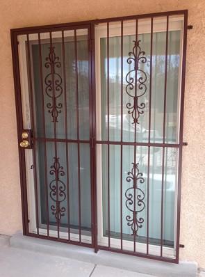 Patio door in Caprice design