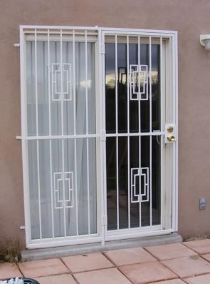 Patio door in Contemporary design