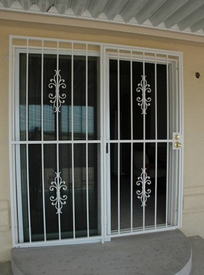 Patio door in Sundance design