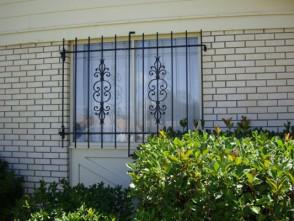 Standard Window Grills 2