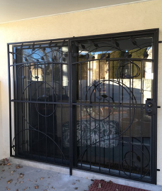 Patio Door Gates