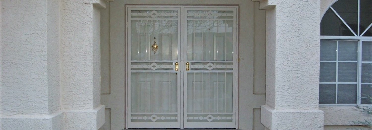 Storm Doors Screen Doors Security Doors Wrought Iron Albuquerque