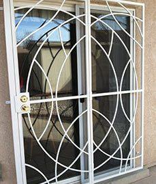 Patio Door Gates