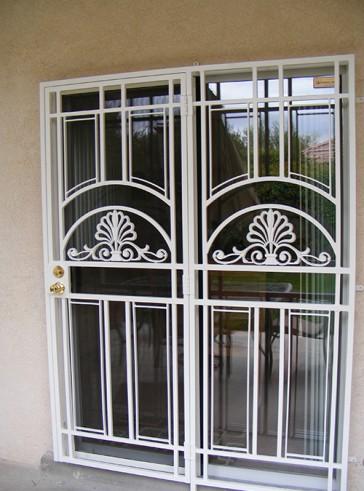 Patio door in Park Avenue design