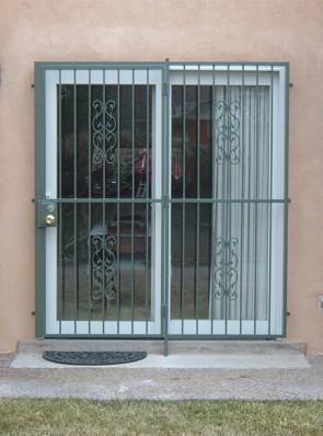 Patio door in Sunbird design