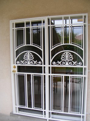 Patio door in Park Avenue design