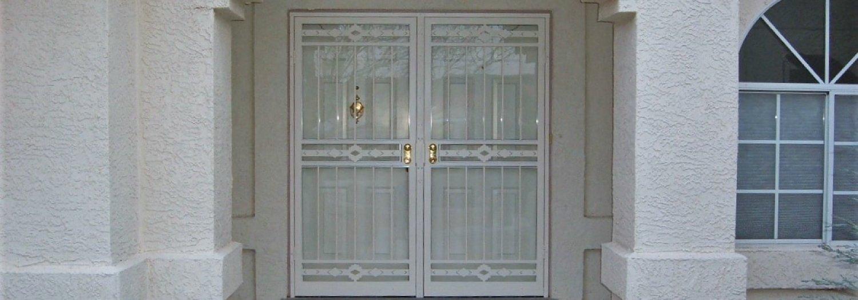Security Strom Doors
